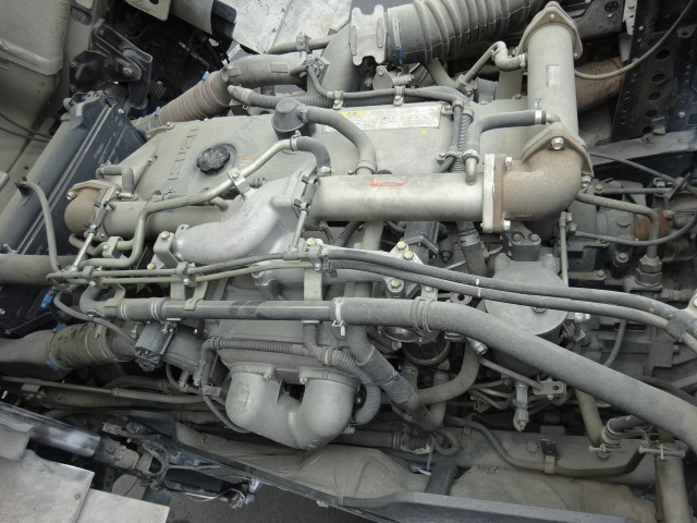 いすゞ ギガ コンクリートミキサー 車 画像20