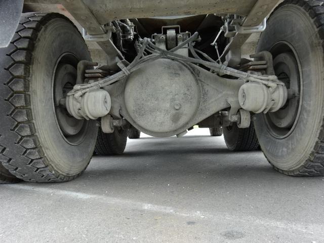 いすゞ ギガ コンクリートミキサー 車 画像17