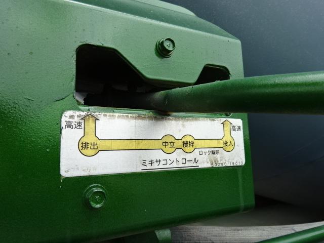 いすゞ ギガ コンクリートミキサー 車 画像11