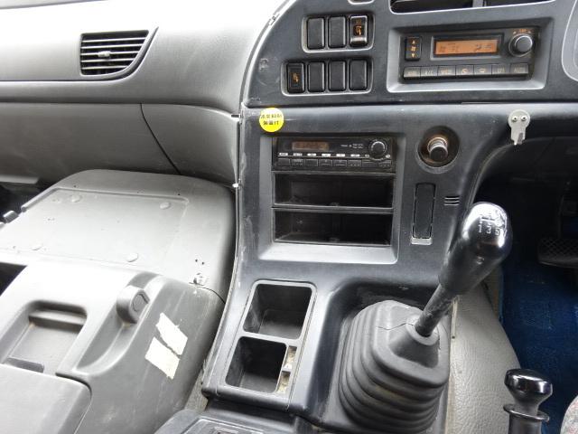 いすゞ ギガ コンクリートミキサー 車 画像27