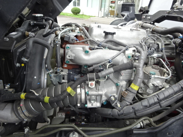 日野 H29 レンジャー ワイド 低温冷凍車 格納PG 画像19