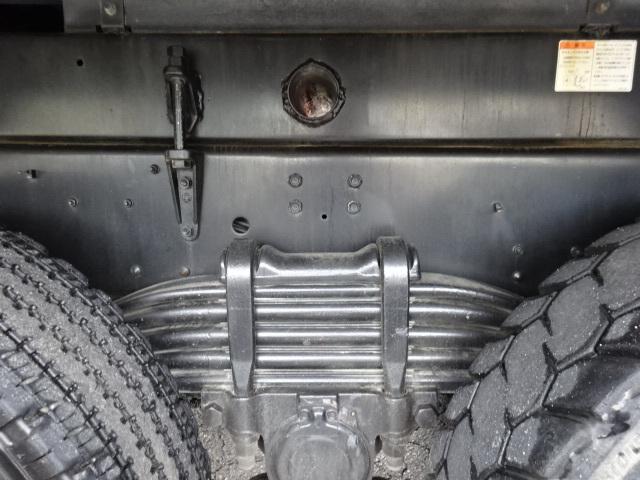 いすゞ ギガ Lゲート ダンプ 車検付  画像14