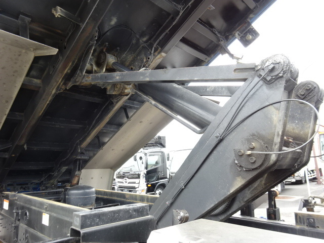 いすゞ ギガ Lゲート ダンプ 車検付  画像18