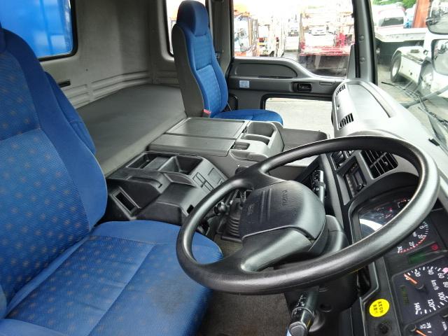 いすゞ ギガ Lゲート ダンプ 車検付  画像24