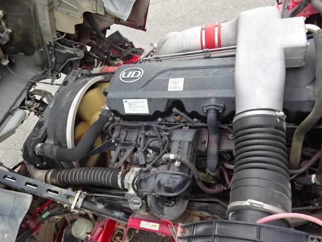 UD H24 クオン ダンプ ボディ強化仕様 420馬力 画像21