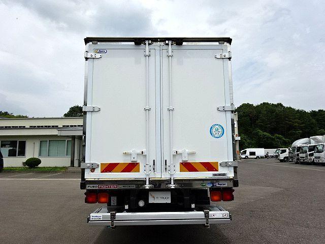 三菱 H24 ファイター 低温冷凍車 格納PG  画像8
