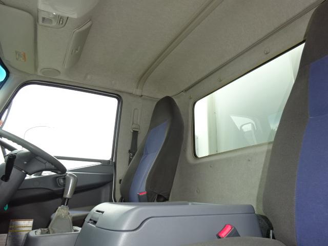 三菱 H24 ファイター 低温冷凍車 格納PG  画像25