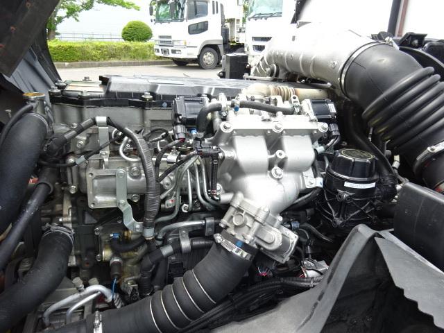 三菱 H24 ファイター 低温冷凍車 格納PG  画像18