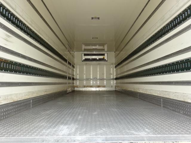 三菱 H24 ファイター 低温冷凍車 格納PG  画像11