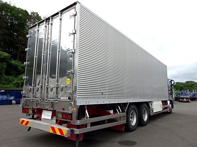 三菱 H22 スーパーグレート 低温冷凍車 ジョルダー 画像7