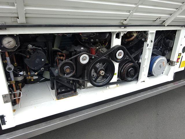 三菱 H22 スーパーグレート 低温冷凍車 ジョルダー 画像14