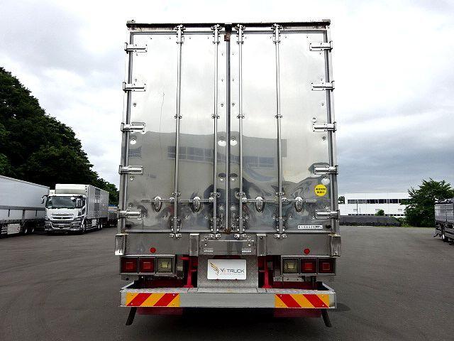 三菱 H22 スーパーグレート 低温冷凍車 ジョルダー 画像8