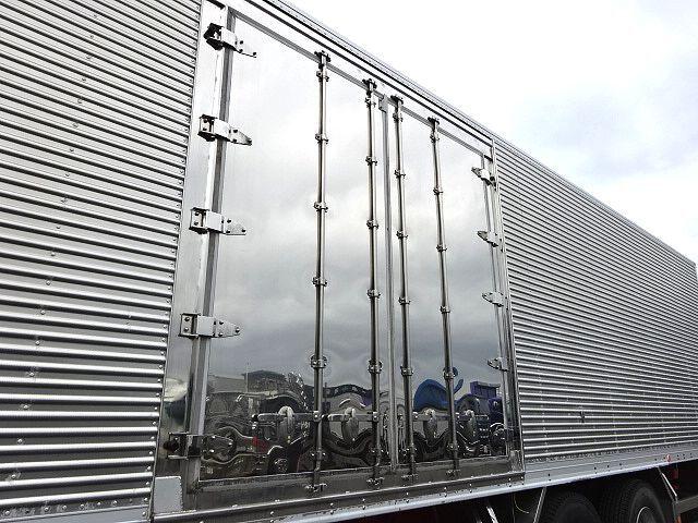 三菱 H22 スーパーグレート 低温冷凍車 ジョルダー 画像5