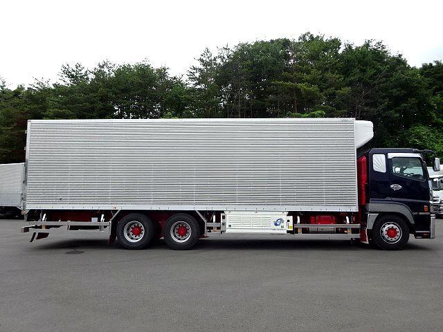 三菱 H22 スーパーグレート 低温冷凍車 ジョルダー 画像6