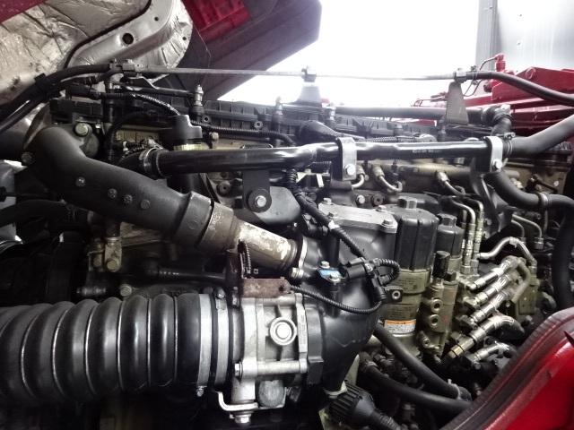 三菱 H22 スーパーグレート 低温冷凍車 ジョルダー 画像19