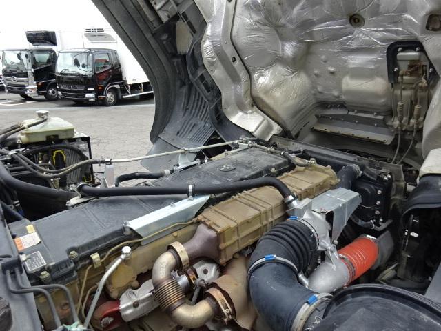三菱 H25 スーパーグレート ダンプ 造りボディ  画像24