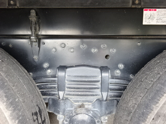 三菱 H25 スーパーグレート ダンプ 造りボディ  画像19