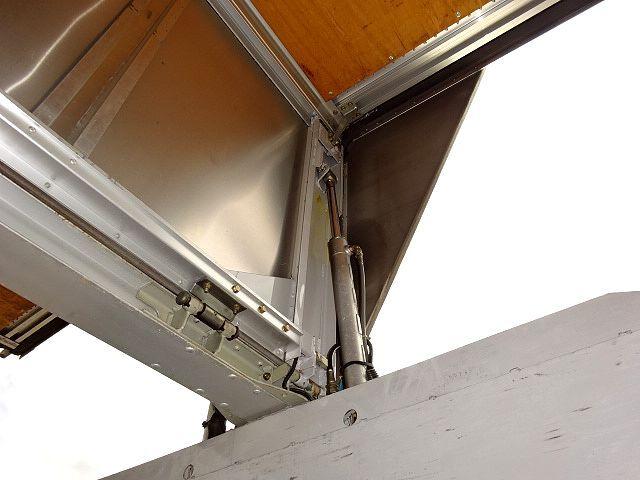いすゞ H16 フォワード セミワイド アルミウィング 画像12