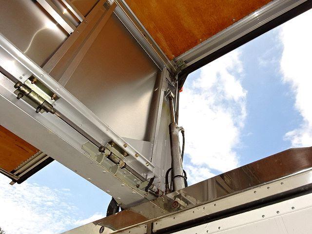 いすゞ H16 フォワード セミワイド アルミウィング 画像14