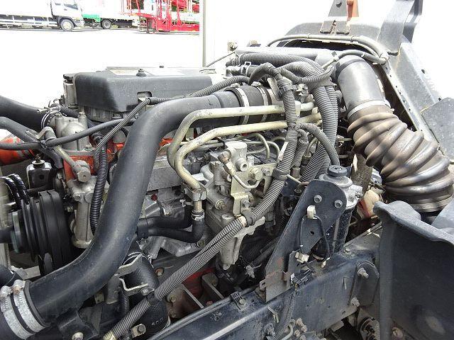 いすゞ H16 フォワード セミワイド アルミウィング 画像18