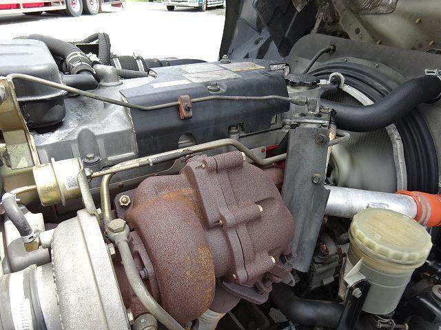 いすゞ H16 フォワード セミワイド アルミウィング 画像17