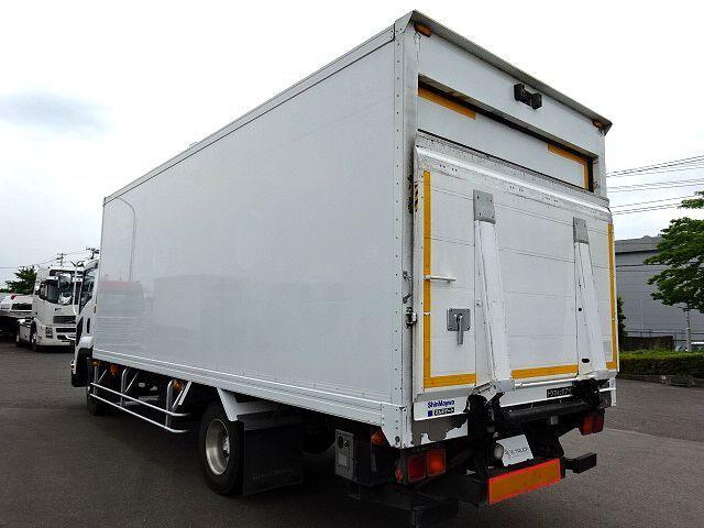 いすゞ H22 フォワード ワイド 低温冷凍車 PG付 画像8