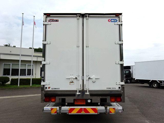 三菱 H24 ファイター フルワイド 低温冷凍車 格納PG 画像7
