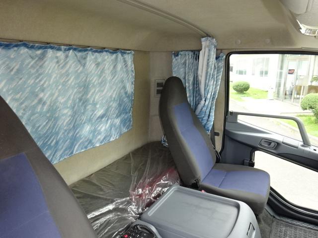 三菱 H24 ファイター フルワイド 低温冷凍車 格納PG 画像23