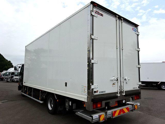 三菱 H24 ファイター フルワイド 低温冷凍車 格納PG 画像8