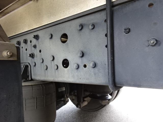 三菱 H24 ファイター フルワイド 低温冷凍車 格納PG 画像16