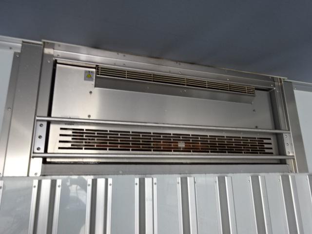 三菱 H24 ファイター フルワイド 低温冷凍車 格納PG 画像13