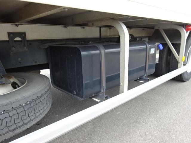 三菱 H24 ファイター フルワイド 低温冷凍車 格納PG 画像18