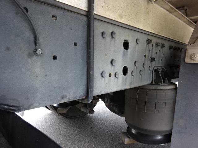 三菱 H24 ファイター フルワイド 低温冷凍車 格納PG 画像17