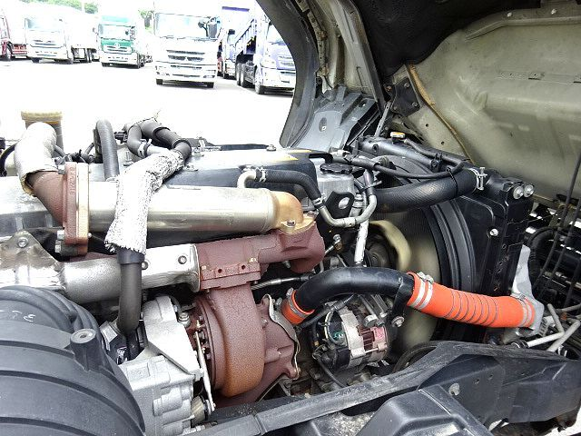 いすゞ H20 フォワード フルワイド アルミウィング PG付 画像19