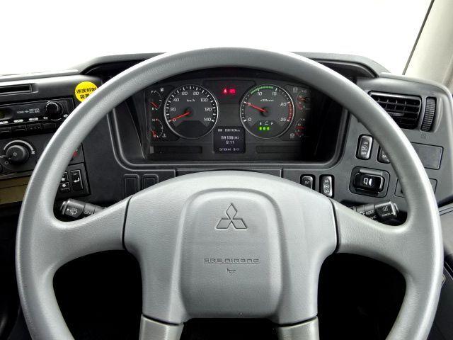 三菱 H23 スーパーグレート 3軸 低温冷凍車 画像17