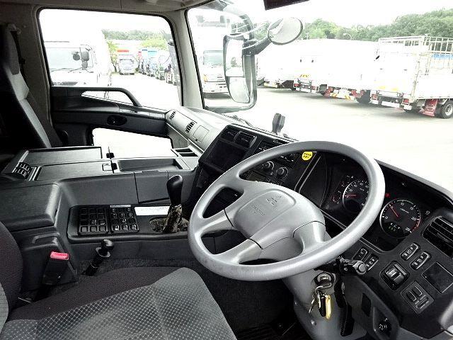 三菱 H23 スーパーグレート 3軸 低温冷凍車 画像16