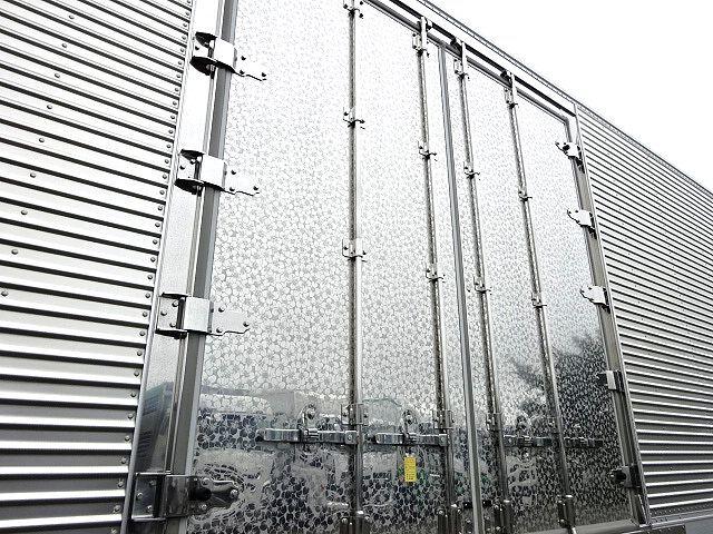 三菱 H23 スーパーグレート 3軸 低温冷凍車 画像5