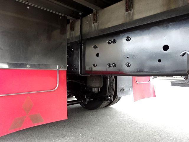 三菱 H23 スーパーグレート 3軸 低温冷凍車 画像15