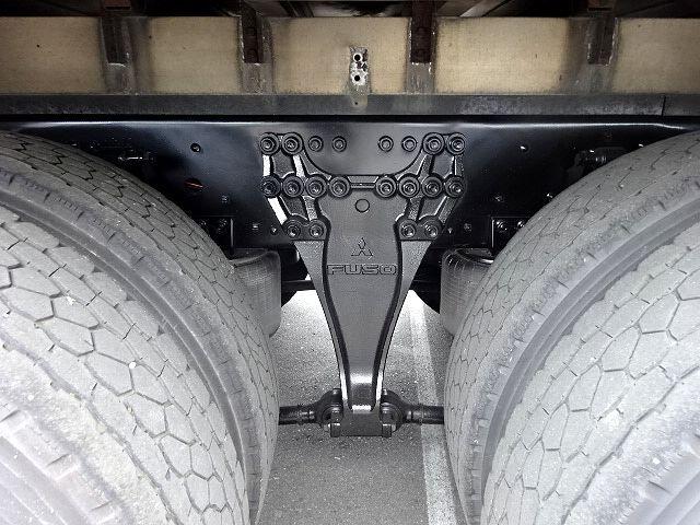 三菱 H23 スーパーグレート 3軸 低温冷凍車 画像12