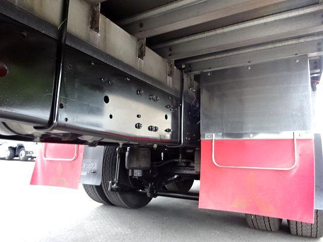 三菱 H23 スーパーグレート 3軸 低温冷凍車 画像14