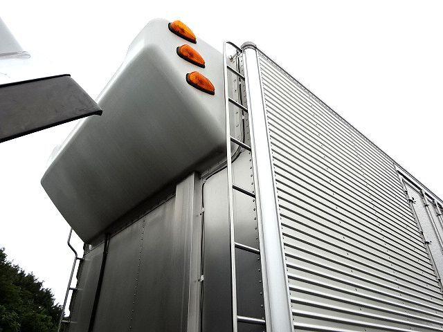 三菱 H23 スーパーグレート 3軸 低温冷凍車 画像9