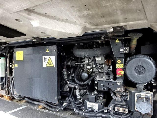 三菱 H23 スーパーグレート 3軸 低温冷凍車 画像8