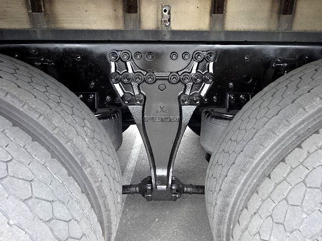 三菱 H23 スーパーグレート 3軸 低温冷凍車 画像13