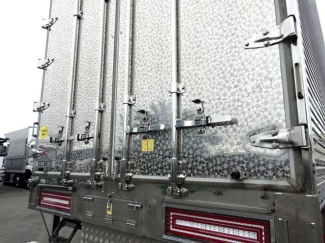 三菱 H23 スーパーグレート 3軸 低温冷凍車 画像6