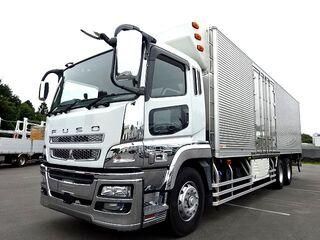 H23 スーパーグレート 3軸 低温冷凍車