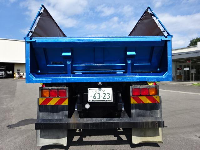 いすゞ H26 ギガ ダンプLゲート  ナンバー付き 画像6