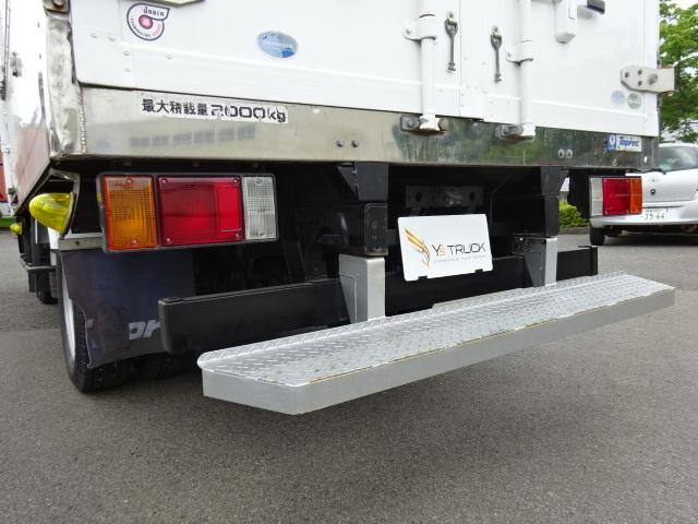 いすゞ H20 エルフ 冷凍車 サイド扉 5t未満 画像15