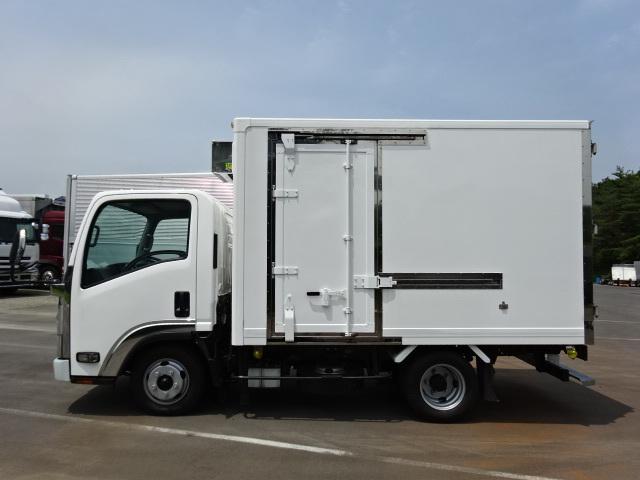 いすゞ H20 エルフ 冷凍車 サイド扉 5t未満 画像4