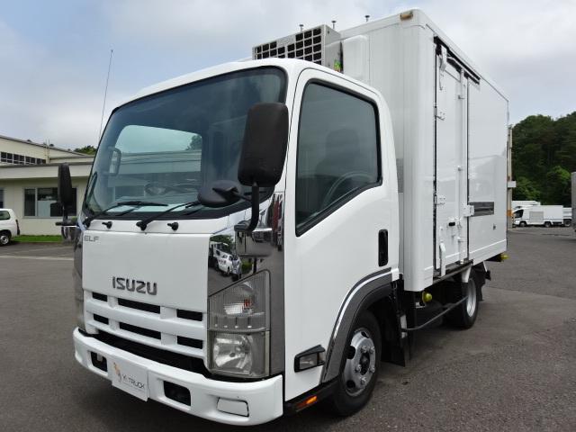 いすゞ H20 エルフ 冷凍車 サイド扉 5t未満 画像1