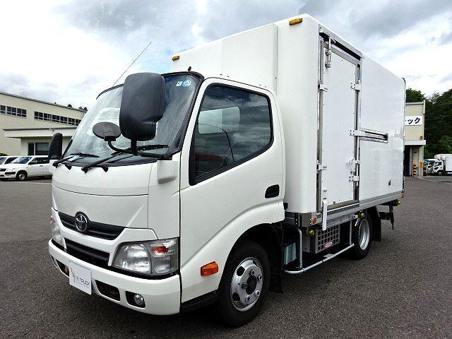 トヨタ H24トヨエース 冷凍車 サイド扉  画像1